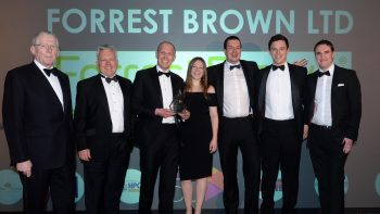 Fast Growth 50 success for ForrestBrown