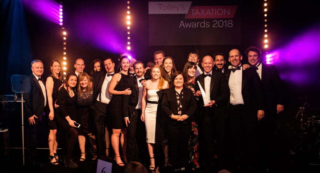 Tolley's Taxation Awards 2018